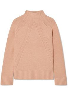 By Malene Birger Aleyah Oversized Wool-blend Turtleneck Sweater