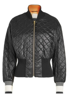 By Malene Birger Banurama Quilted Bomber Jacket