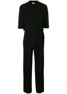 By Malene Birger belted jumpsuit