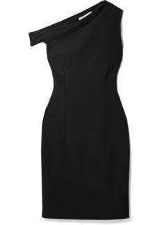 By Malene Birger Dessa off-the-shoulder stretch-ponte dress