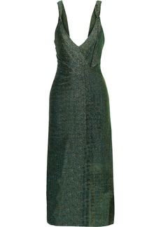 By Malene Birger Maryann Lurex dress