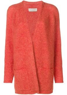 By Malene Birger soft knitted cardigan - Yellow & Orange