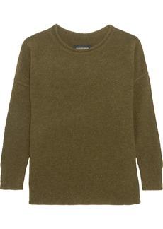 By Malene Birger Viala bouclé-knit sweater