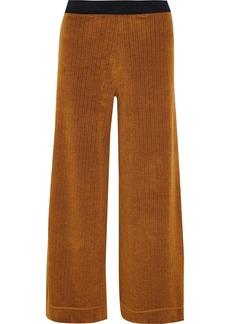 By Malene Birger Woman Chenille Wide-leg Pants Camel