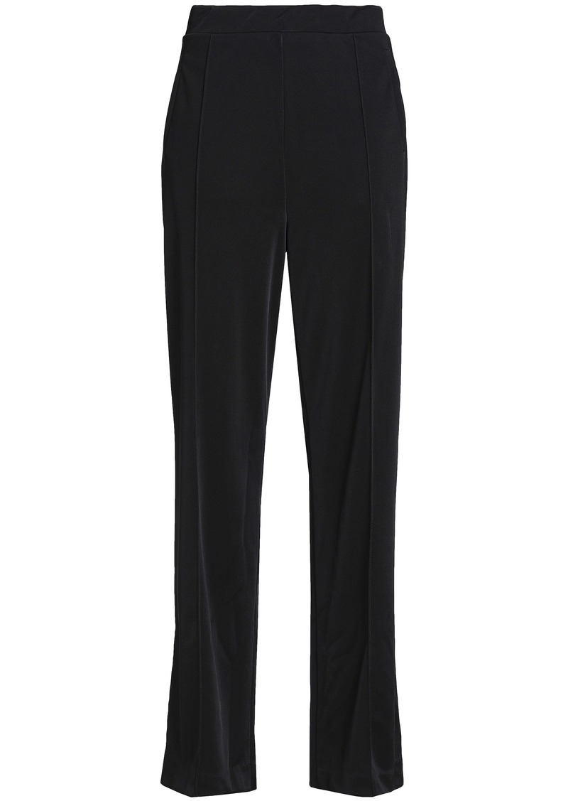 By Malene Birger Woman Ponte Wide-leg Pants Black