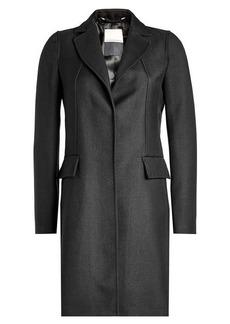 By Malene Birger Coat with Virgin Wool
