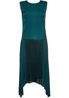 By Malene Birger Dagnymala Dress with Pleated Skirt