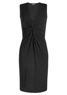 By Malene Birger Dress with Knotted Detail