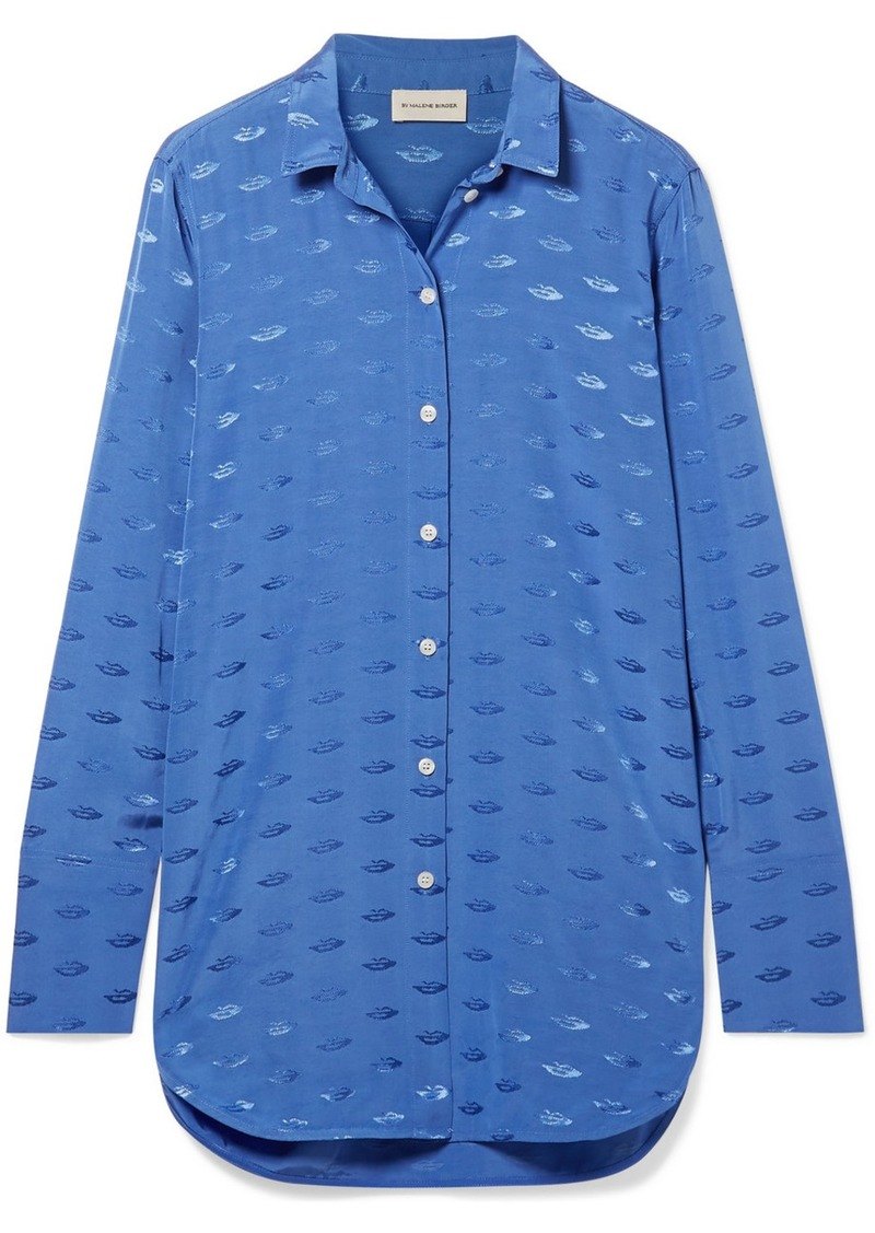 By Malene Birger Jacquard Shirt