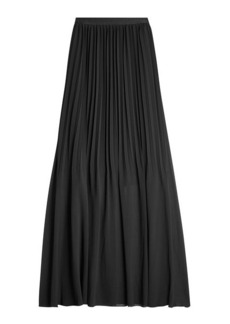 By Malene Birger Lallah Skirt with Pleats and Chiffon