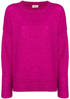By Malene Birger long-sleeve fitted sweater