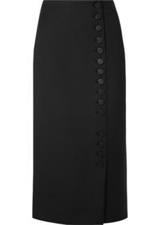 By Malene Birger Maliva Twill Midi Skirt