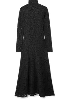 By Malene Birger Mulari Corded Lace Midi Dress