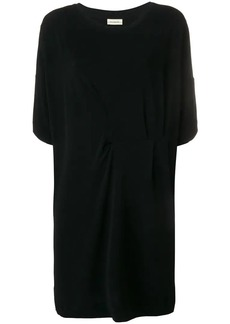 By Malene Birger pleated waist dress