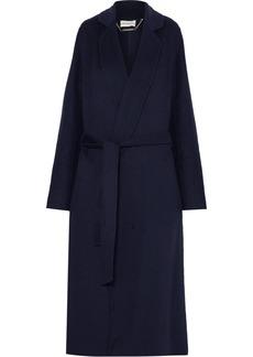 By Malene Birger Vitala Belted Wool-blend Coat