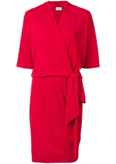 By Malene Birger wrap day dress