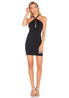 by the way. Alexa Halter Mini Dress