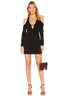 by the way. Anika Cold Shoulder Bodycon Dress