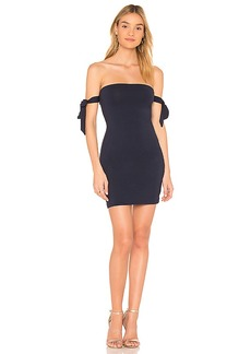 by the way. Ada Tie Strap Mini Dress