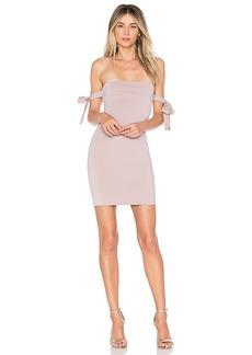 by the way. Ada Tie Strap Mini Dress