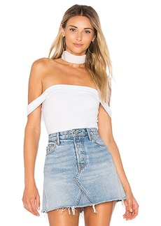 by the way. Addison Off Shoulder Top