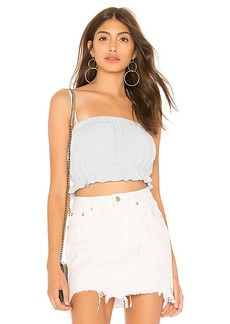 by the way. Amani Crop Top