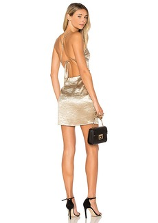by the way. Astrid Cross Back Mini Dress
