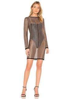 by the way. Ava Lurex Dress