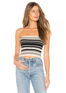 by the way. Carly Strapless Top