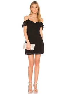 by the way. Celeste Off Shoulder Mini Dress