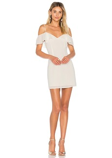by the way. Celeste Off Shoulder Mini Dress