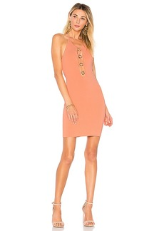 by the way. Gwen O Ring Halter Dress