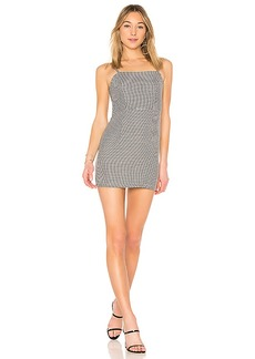 by the way. Isabelle Houndstooth Dress