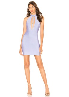 by the way. Jayleen Front Strap Bandage Dress