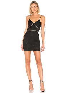 by the way. Kensie Lace Mini Dress