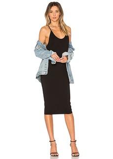 by the way. Kya Backless Midi Dress