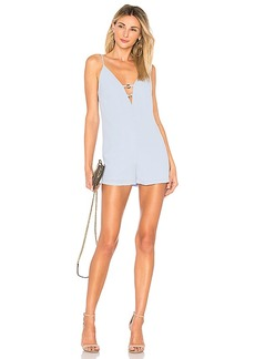 by the way. Kylan Double O Ring Romper