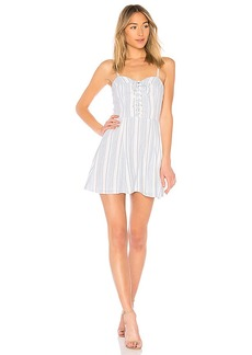 by the way. Libby Lace Up Dress