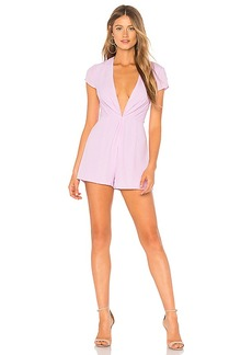by the way. Nikkie Deep V Romper