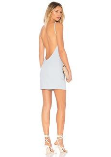 superdown Petra Backless Mini Dress