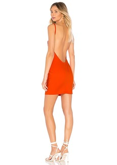 by the way. Petra Backless Mini Dress