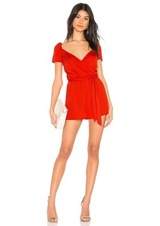 by the way. Remi Romper