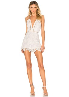 by the way. Rory Lace Romper