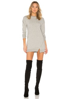 by the way. Tarina Zip Sweatshirt Dress