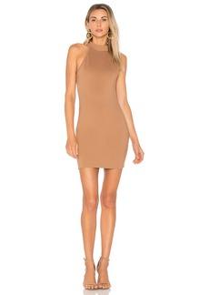by the way. Gracia Halter Bodycon Dress