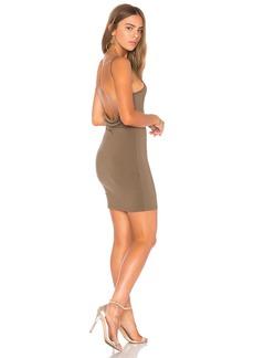 by the way. Hana Cowl Back Mini Dress