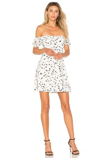 by the way. Lux Off Shoulder Skater Dress