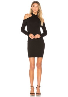 by the way. Mona Cold Shoulder Bodycon Dress