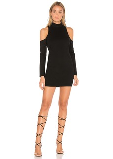 by the way. Noella Cold Shoulder Mini Dress