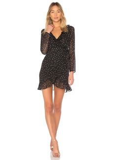 by the way. Rachel Wrap Dress
